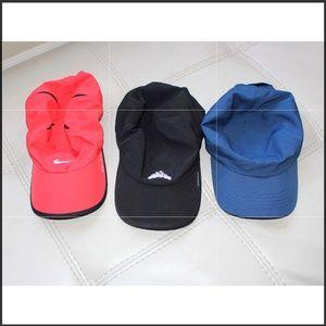*Bundle* 3 multibrand dri-fit hats (Free shipping)